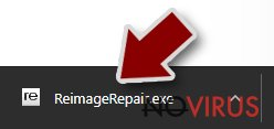 Download of the Reimage