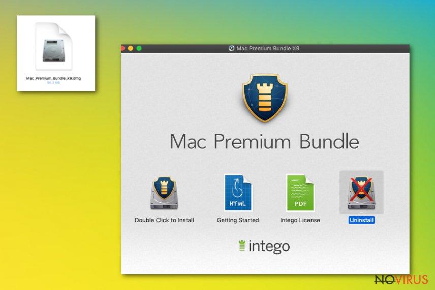 Intego product bundle