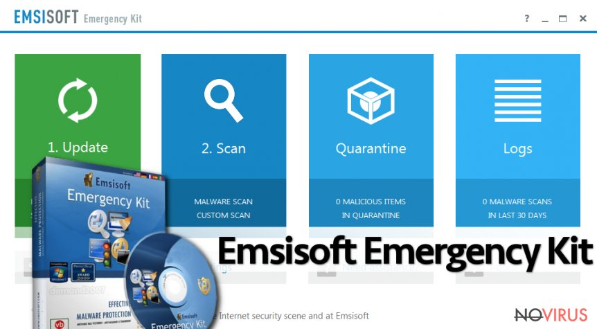 The image of Emsisoft Emergency Kit