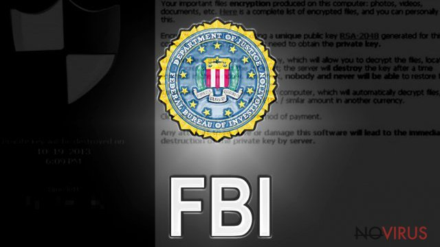 FBI encourages ransomware victims not to pay the ransom