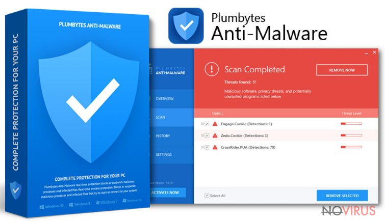 The picture of Plumbytes Anti-Malware