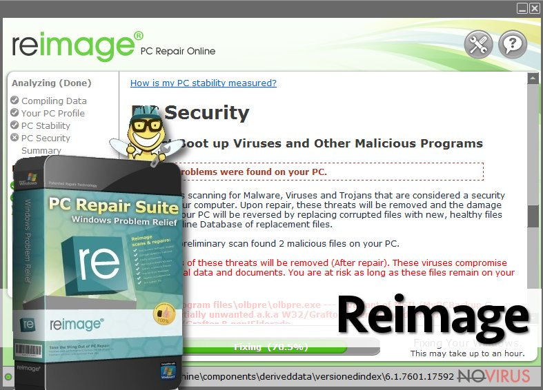 Image representing Reimage software