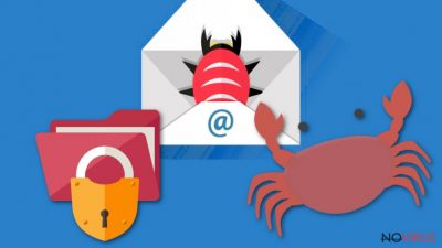 Pishing campaigns distribute dangerous ransomware