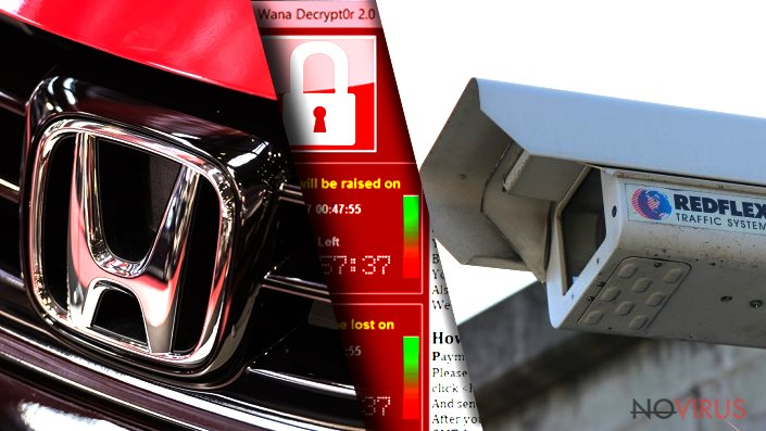 There is no stopping WannaCry: Honda, RedFlex and other companies suffer attacks