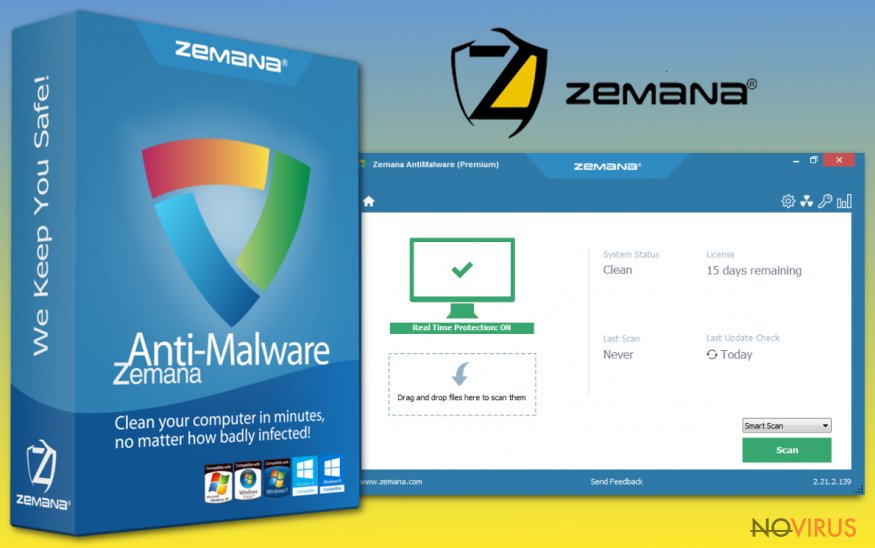 The picture of Zemana Anti-Malware