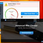 Advanced Mac Cleaner screenshot