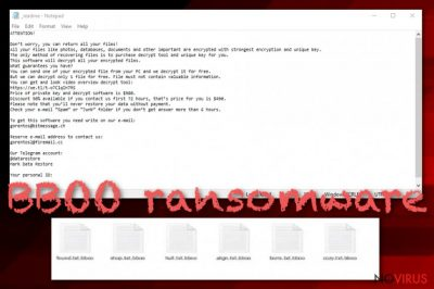 BBOO ransomware
