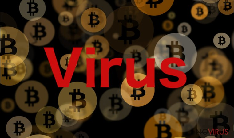 Bitcoin virus is another computer infection