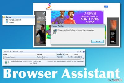 Browser Assistant virus