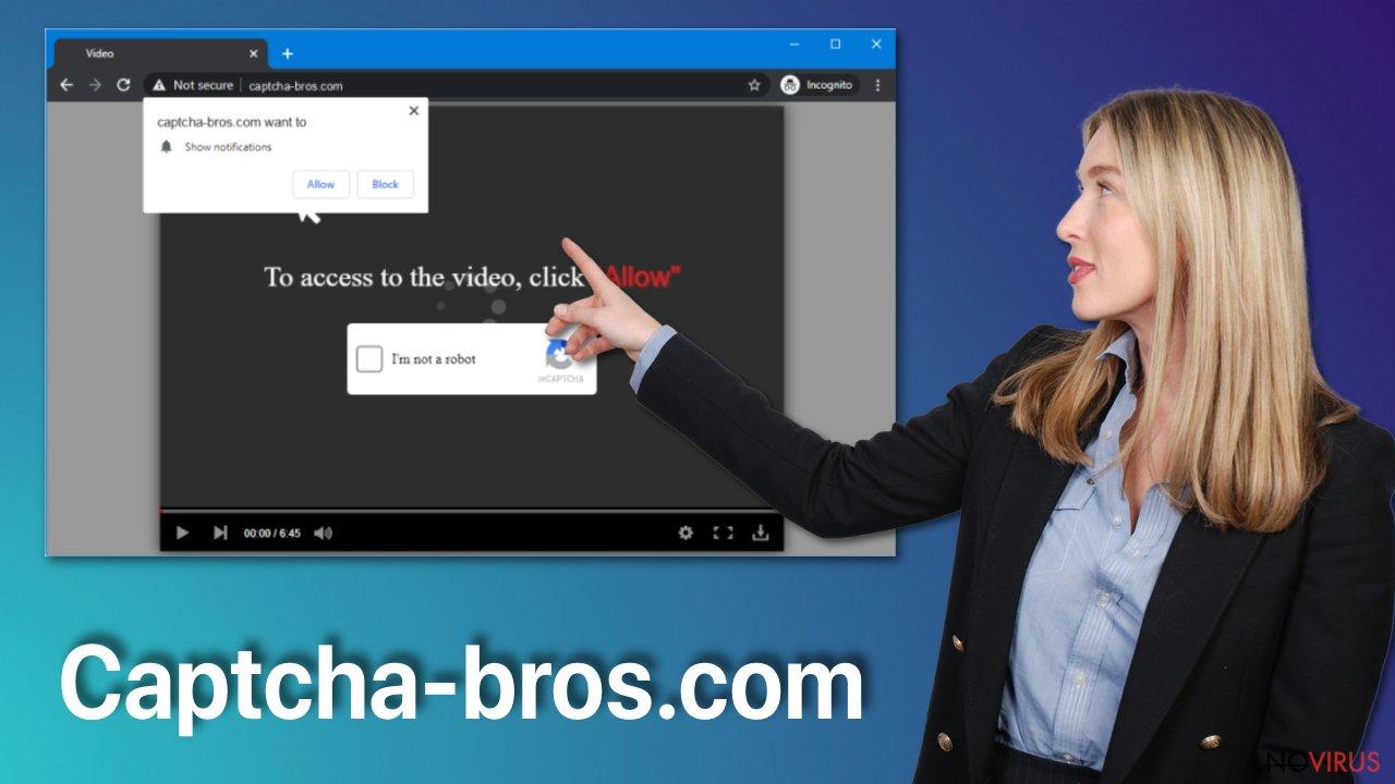 Captcha-bros.com push notifications