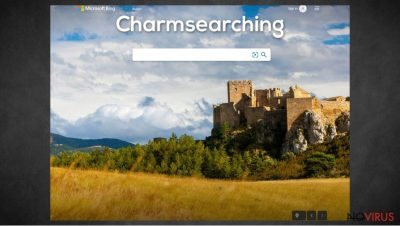 Charmsearching virus