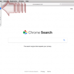 ChromeSearch screenshot