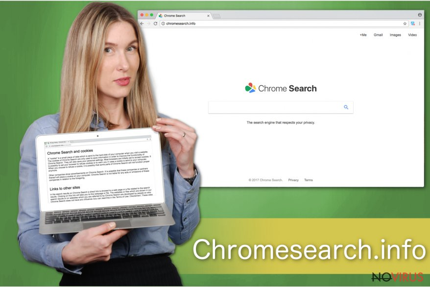Chromesearch.info redirect virus
