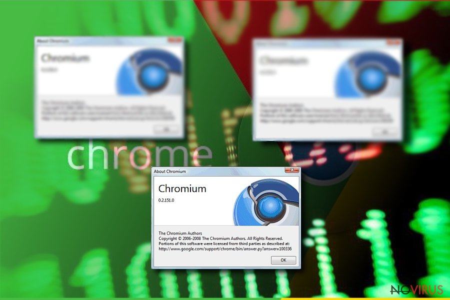 Chromium malware