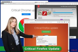 Critical Firefox Update scam