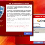 CryptoLocker screenshot