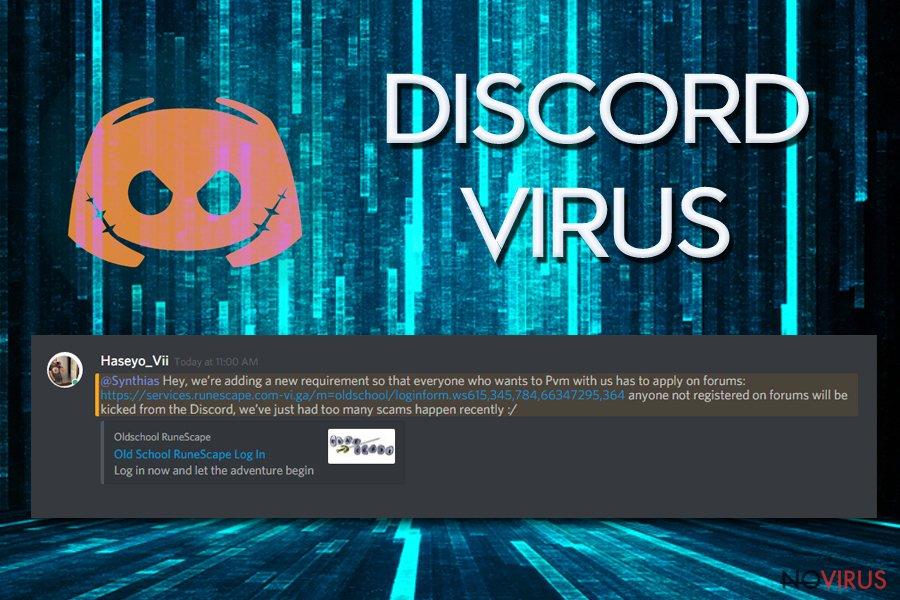 Discord malware