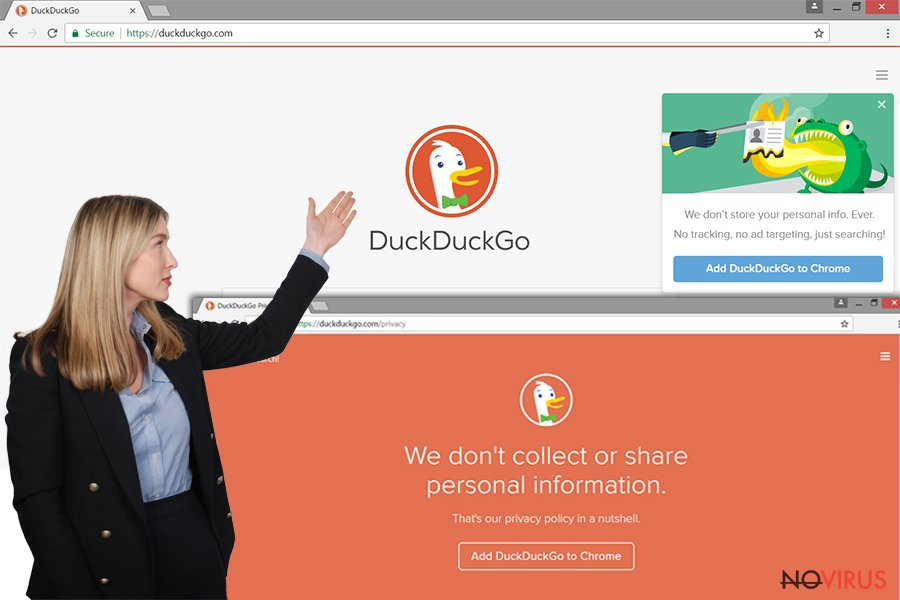 Remove DuckDuckGo (Uninstall Guide) - Aug 2019 updated