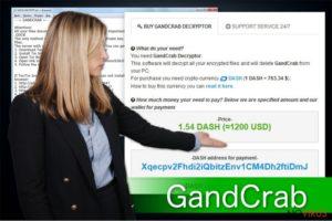 GandCrab virus
