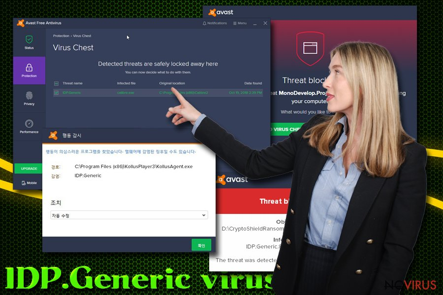 IDP.Generic malware
