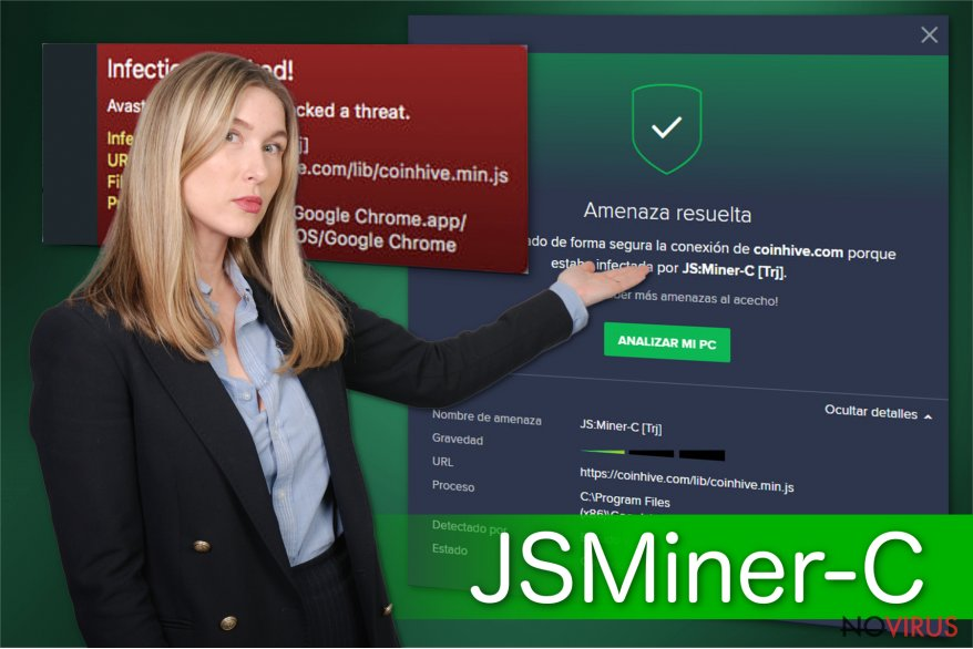 JS:Miner-c malware