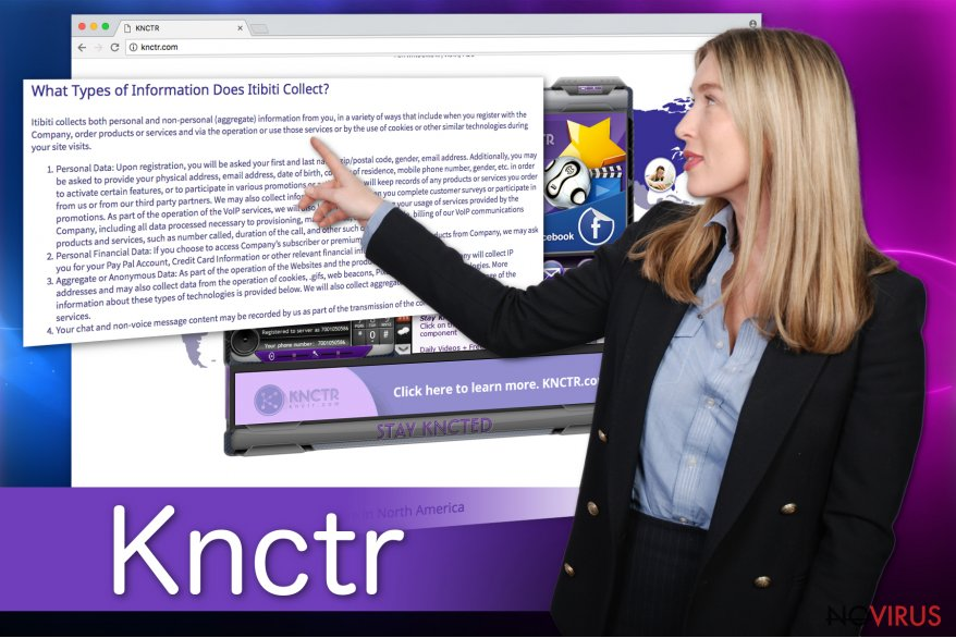 Knctr virus screenshot