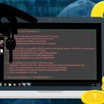 Locky decrypter screenshot