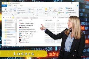 Losers virus