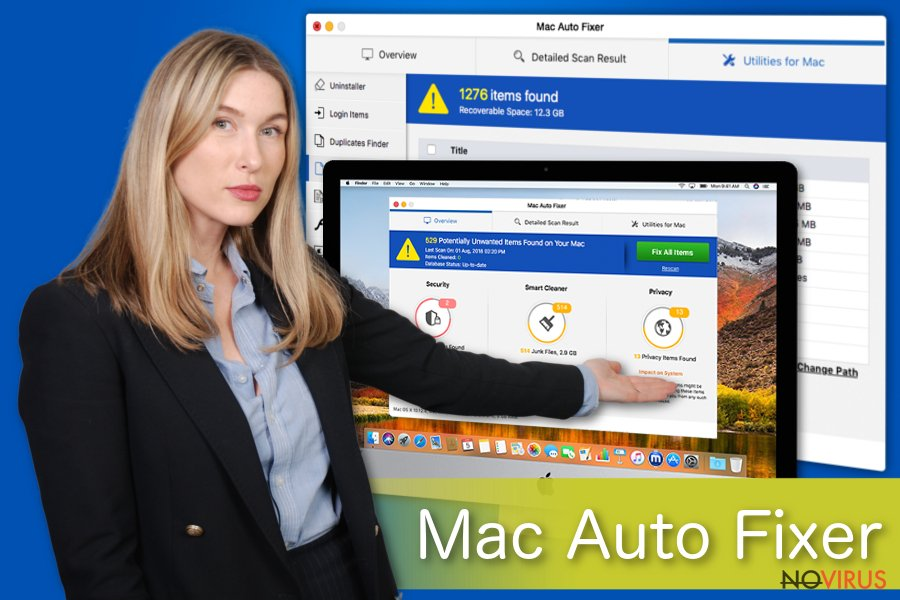 Mac Auto Fixer unwanted app