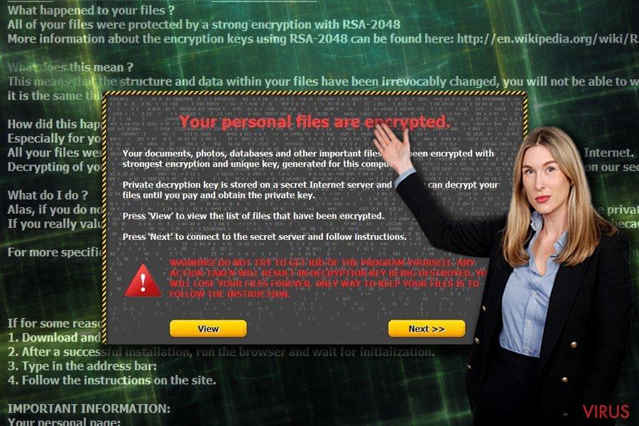 Onion ransomware