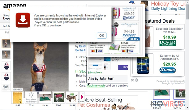 The example of Provider Ads