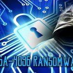 RSA-4096 Ransomware screenshot