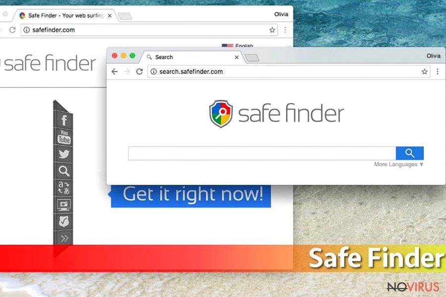 Safe Finder virus