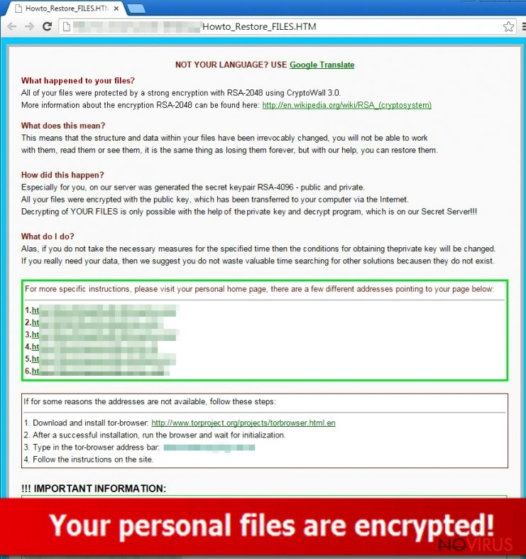 .xxx File Extension malware