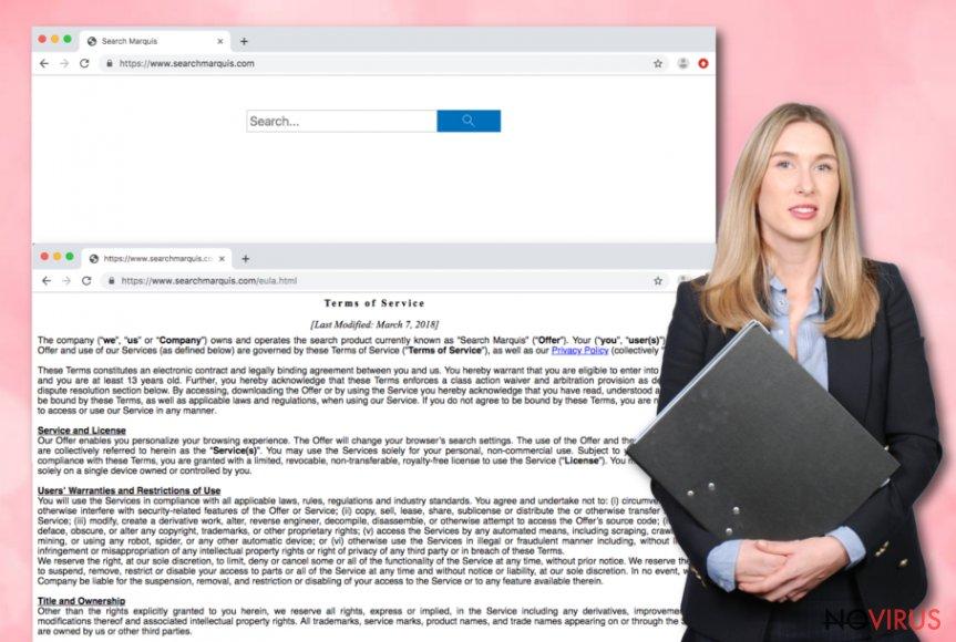 Searchmarquis.com virus