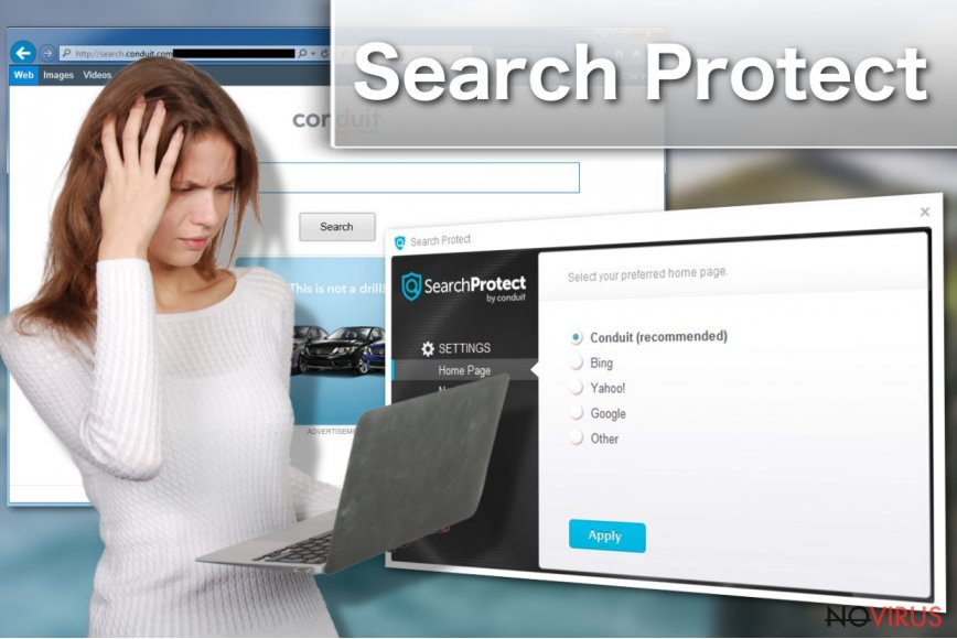 The picture of Search Protect