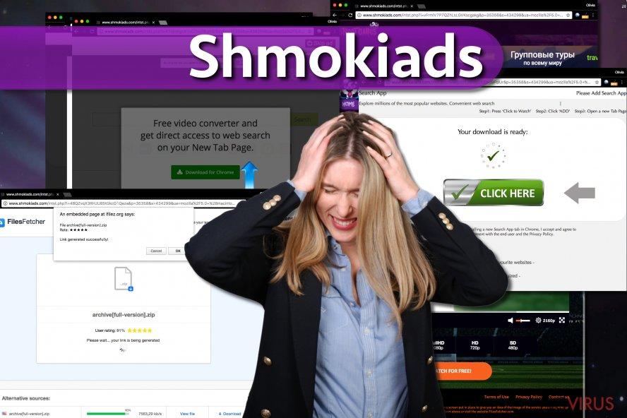 Shmokiads virus