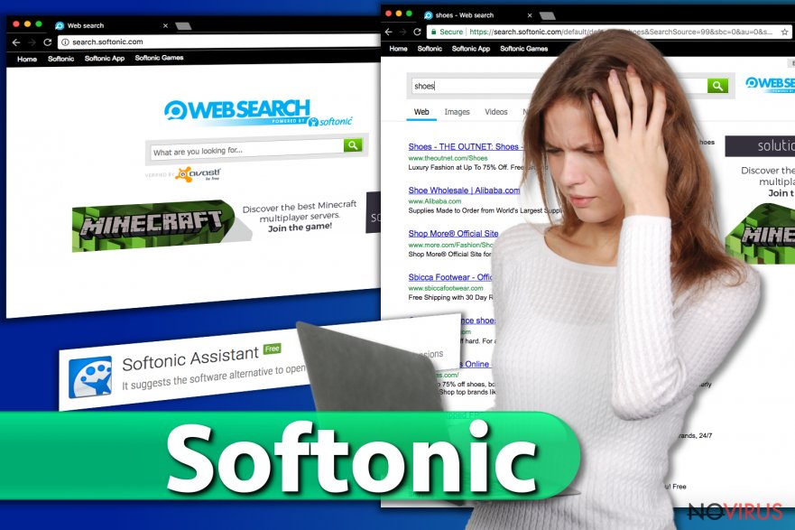 Softonic potentially unwanted program