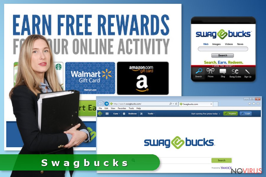Swagbucks illustration