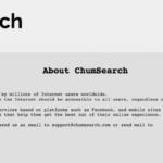 Chumsearch.com screenshot