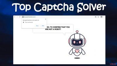 Top Captcha Solver virus