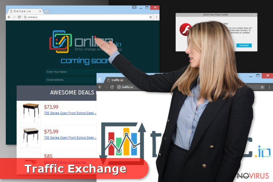 Traffic Exchange virus