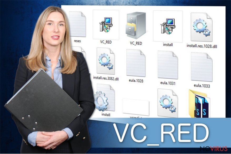 VC_RED file example