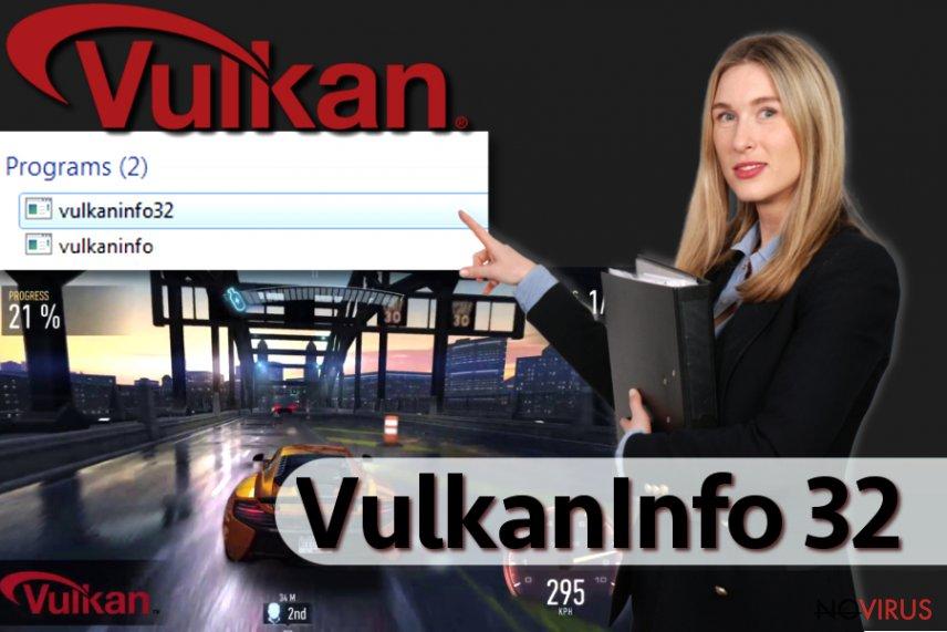 Vulkaninfo 32 virus screenshot