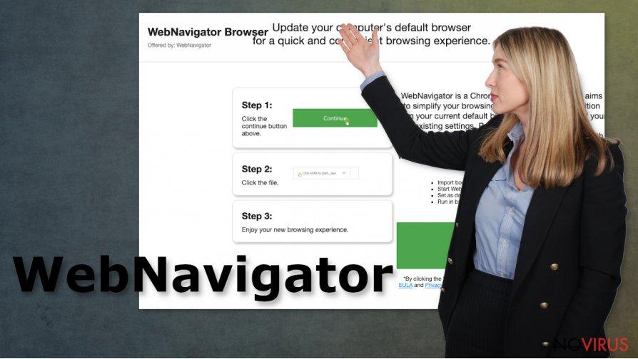 WebNavigatorBrowser hijack