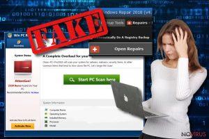 Win PC Repair 2018 scam