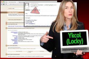 Ykcol ransomware